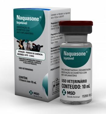 Naquasone 10ml Msd