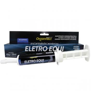 Eletro Equi Gel 40g Organnact