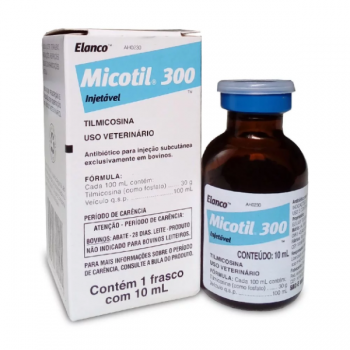 Micotil 300 10ml Elanco