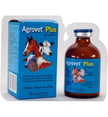 foto Agrovet Plus 50ml Novartis