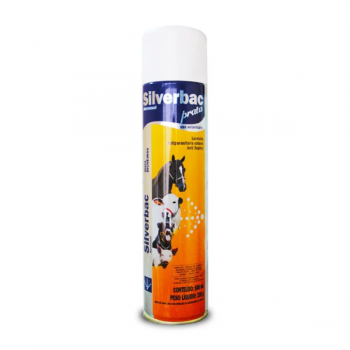 Mb Silverbac Spray 500ml Labgard